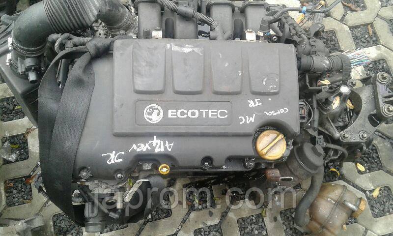 Мотор (Двигатель) Opel Corsa Meriva Astra J 1.2 A12XEL 2011r