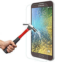 Защитное стекло для Samsung Galaxy E7 E700 - Nillkin Glass Screen (H)