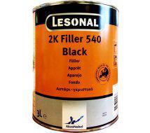 Грунт Lesonal 2K FIL 540 Black  3л