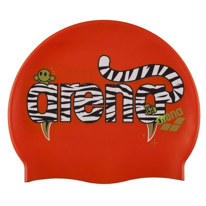 Детская шапочка для плавания Arena Kun Tiger 91552-67
