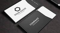 Печать визиток, визитки на заказ, изготовление визиток, разработка дизайна МАТОВАЯ ламинация