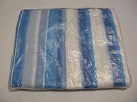 Полосатые пакеты майка 430/740 мм цветные полиэтиленовые