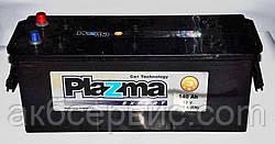 Акумулятор автомобільний Plazma 6СТ-140 Аз Expert