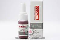 Goochie 319 (Темно-красный / Dark red)