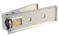 Резак степлер для microSim для iPhone 4