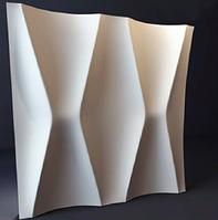 """Гипсовые 3D панели """"Талия""""  500х500 мм. New Walls"""