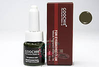 Пигменты Goochie (Зеленый кофе / Green Coffee) 10 ml