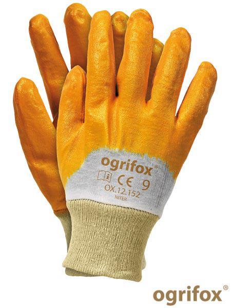 Защитные перчатки OX-NITER BEP