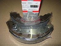 Тормозные колодки задние Рено Кенго диам. 203 1997-->2008 Rider (Венгрия) RD.2638.GS8650