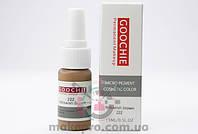 Goochie 222 (Жовтувато-коричневий / Yellowish brown)
