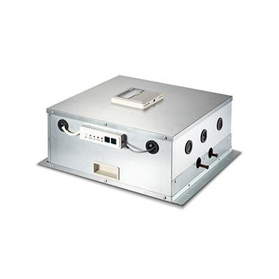 Комплект (электронный ТРВ + модуль управления) Midea CE-AHUKZ-02