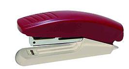 Степлер Norma, № 10, 10 аркушів, 42 мм, червоно-сірий