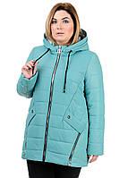 Куртка женская демисезонная р50-60, фото 1