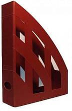 Підставка для паперів верт.ЛВ-01 сіра