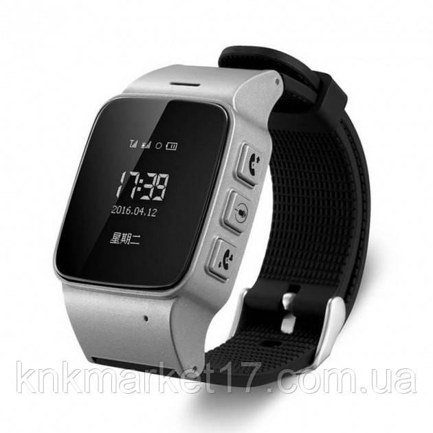 Smart baby watch D99 silver