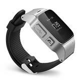 Smart baby watch D99 silver, фото 3