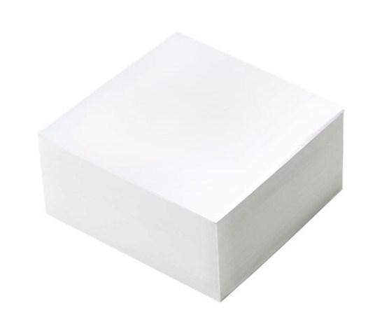 Набір паперу для нотаток в картонній упаковці, ф.68*68**28 мм