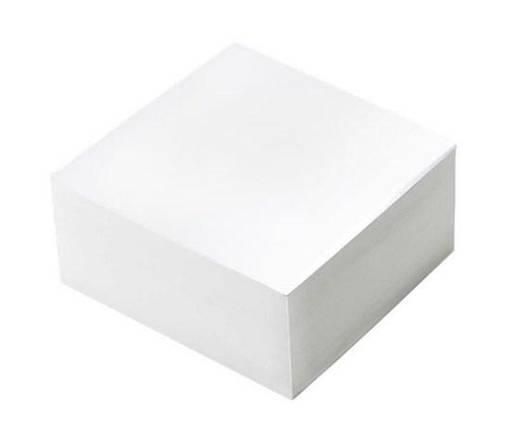 Набір паперу для нотаток в картонній упаковці, ф.68*68**28 мм, фото 2