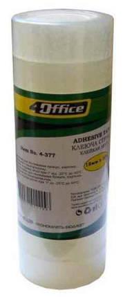 Канцелярська клейка стрічка 4Office, 4-390, 12 мм * 30 м, фото 2