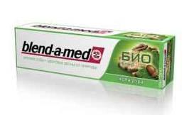 Зубна паста Blend-a-Med, Кора дуба, біо-фтор, 100 мл