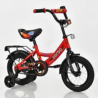 """Велосипед  2-х колёсный 12020 """"CORSO"""" для 3-5 лет"""