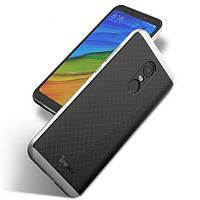 Чехол iPaky TPU+PC для Xiaomi Redmi 5 Plus Черный / Серебряный