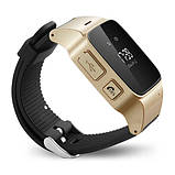 Smart baby watch  D99 gold, фото 4