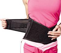 Пояс для спины с магнитами Bamboo Yarn Belt FI-1210 - фиксирующий