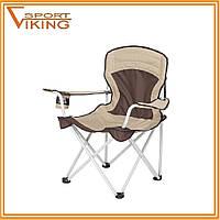 "Складной стул-кресло ""Берег"" (коричневый беж)"