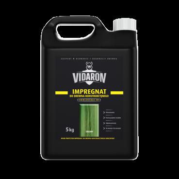 Импрегнат для древесины от насекомых и грибков Vidaron (концентрат 1: 9) ЗЕЛЕНЫЙ 5 кг