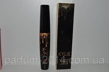 Тушь для ресниц Kylie Big Brush Add Black (реплика), фото 2