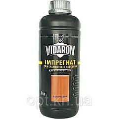 Vidaron Імпрегнат д/деревини від комах та грибків (концентрат 1:9)  коричневий 1 кг