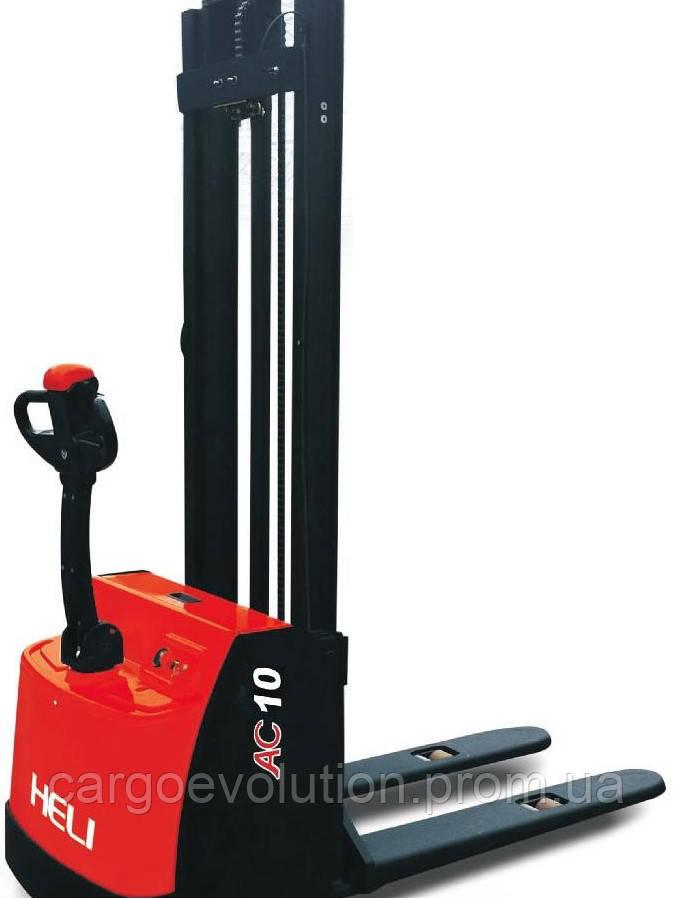 Штабелер самоходный электрический HELI CDD 10-060