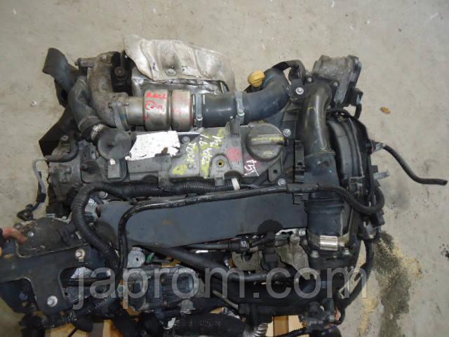Мотор (Двигатель) Ford Cmax Focus 1.6 TDCI T1DA T1DB 2012r