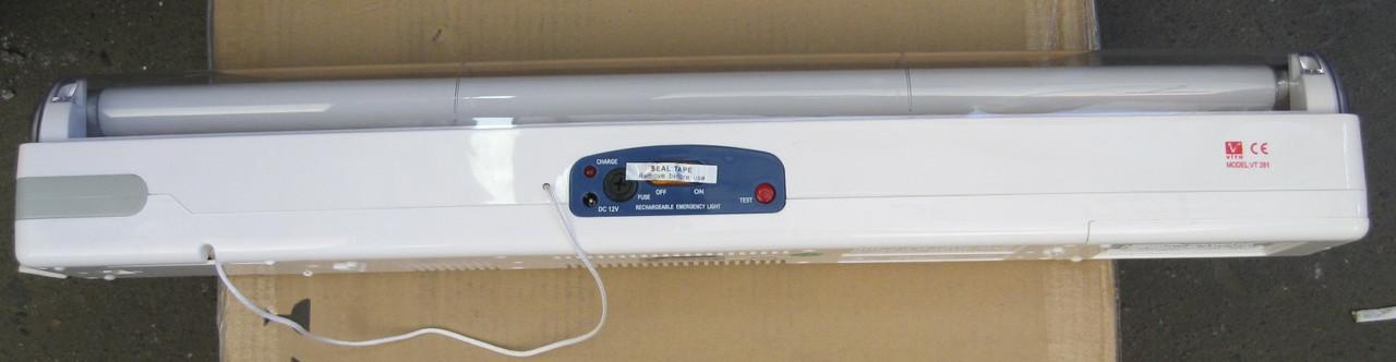 Аккумуляторный аварийный светильник VITO VT 281