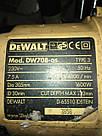 Торцювальна пила Dewalt DW 708 QS з пилкою 300мм для відрізки профілів, фото 9