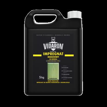 Vidaron Імпрегнат мідний (концентрат 1:9) сіро-зелений 5 кг
