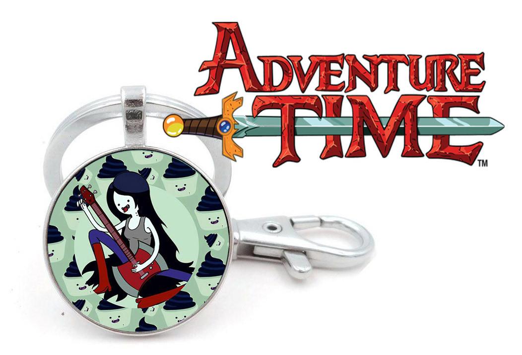 Брелок Adventure time Время приключений Марселин