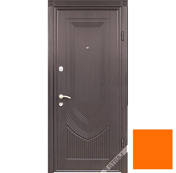 """Вхідні двері """"Турин"""" серії """"Стандарт"""" (венге)"""