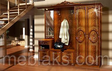 Прихожая «Бристоль новый»  Мир Мебели