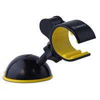 Автомобильный держатель Remax RM-C02 - черно-желтый, фото 1