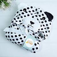 Полотенце-халатик для малышей Далматинец