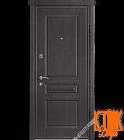 """Входные двери """"Рубин"""" серии """"Стандарт"""" (венге)"""