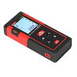 Лазерний далекомір ( лазерна рулетка ) UNIT UT392B (0,046-100 м) проводить вимірювання V, S, H, пам'ять 30, фото 2