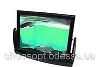 Песочная картина антистресс зеленая 21х15 см