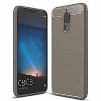 TPU чехол iPaky Slim Series для Huawei Mate 10 Lite Серый