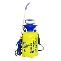 Ручной опрыскиватель садовый Pressure Sprayer 5 л