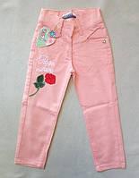 Цветные джинсы для девочек