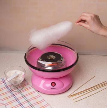 Аппарат для приготовления сладкой ваты в домашних условиях, фото 2