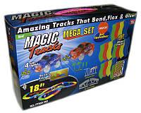 Игрушки для детей, детские машинки, Magic Tracks 360, светящаяся дорога, гоночный трек, конструктор для детей